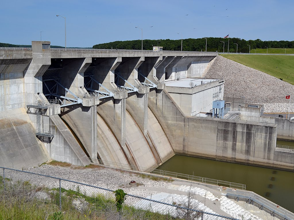 Clarence Cannon Dam